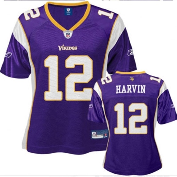 2822ace9 Vikings Percy Harvin Jersey - Women's
